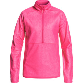 Roxy Cascade Jacket Women beetroot pink risingpeak embos